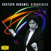 Gustavo Dudamel Discoveries / highlights from works by Beethoven, Mahler, Bernstein, Bruckner, Revueltas et al. [CD & DVD]