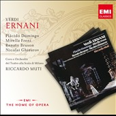 Verdi: Ernani / Placido Domingo, Mirella Freni, Renato Bruson, Nicolai Ghiaurov. Muti