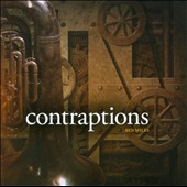 Contraptions - Chamber music with tuba by Miles, Olson, Newman / Ben Miles, tuba; Jun Okada, piano; Sarah Miles, flute; Bryan Pokorney, bas trombone