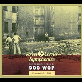 Various Artists: Street Corner Symphonies: The Complete Story of Doo Wop, Vol. 10 (1958) [Digipak]