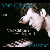 Van Cliburn: Piano Legend