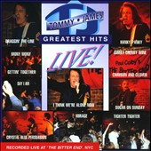 Tommy James (Rock)/Tommy James & the Shondells (Rock): Greatest Hits Live [Aura]