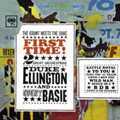 Count Basie/Duke Ellington: First Time [Bonus Track]