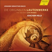 J.S. Bach: The Original Lute Works / Joachim Held, lute
