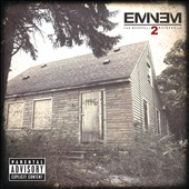 Eminem: The Marshall Mathers LP2 [Deluxe Edition] [PA] [Digipak]