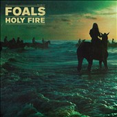 Foals: Holy Fire [Bonus DVD] [Deluxe Edition] *