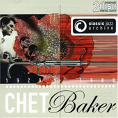Chet Baker (Trumpet/Vocals/Composer): Chet Baker [Giants of Jazz] *