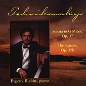 Tchaikovsky: Piano Sonata in G major, The Seasons / Rivkin