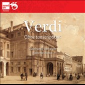 Transcriptions of Verdi for Oboe / Cianfranco Bortolato, oboe; Roberto Arosio, piano