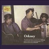 Various Artists: Orkney: Traditional Dance Music from Orkney