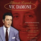 Vic Damone: Ultimate Legends