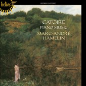 Georgy Catoire (1861-1926): Piano Music / Marc-André Hamelin, piano
