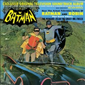 Nelson Riddle: Batman [Original TV Soundtrack] [10/7]