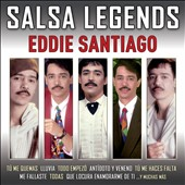 Eddie Santiago: Salsa Legends