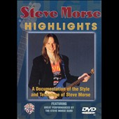 Steve Morse: Highlights [DVD]