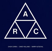 Chick Corea/Dave Holland (Bass)/Barry Altschul: A.R.C.