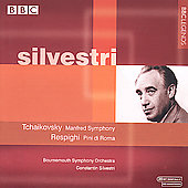Tchaikovsky, Respighi / Silvestri, Bournmouth Symphony