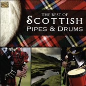 Various Artists: Best of Scottish Pipes and Drums