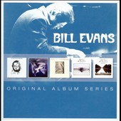 Bill Evans (Piano): Original Album Series [Slipcase]