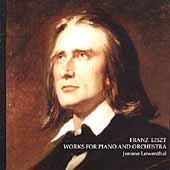Merit - Liszt: Works for Piano and Orchestra / Lowenthal