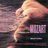 Mozart: Requiem / Corboz, Dubosc, Podles, de Mey, et al