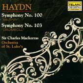 Classics - Haydn: Symphonies 100 & 103 /Mackerras, St Luke's