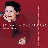 &#161;Viva la zarzuela! / Bayo, Domingo, Kraus, Villarroel, Pons