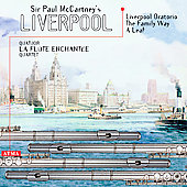 Sir Paul McCartney's Liverpool / La Flûte Enchantée Quartet