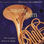 The Majesty of the Horn - Douglas Allanbrook: 25 Building Blocks, Night Music