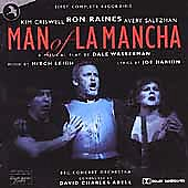 David Charles Abell: Man of La Mancha [2001 Studio Cast]