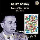 Songs of Many Lands / G&eacute;rard Souzay, Dalton Baldwin