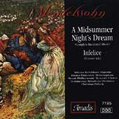 Mendelssohn: A Midsummer Night's Dream, etc / Pollack, et al