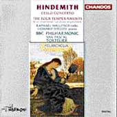 Hindemith: Cello Concerto, Four Temperaments / Tortelier