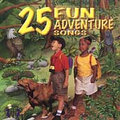 Twin Sisters: 25 Fun Adventure Songs