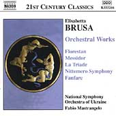 21st Century Classics - Elisabetta Brusa: Orchestral Works 1