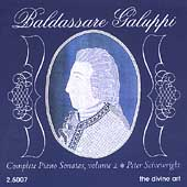 Galuppi: Complete Piano Sonatas Vol 2 / Pete Seivewright