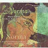 Bellini: Norma (Highlights) / Picco, Callas, Simionato, Baum