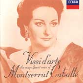 Vissi d'arte - The Magnificent Voice of Montserrat Caballé