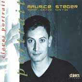 Portrait - Maurice Steger - Vivaldi, et al / Fasolis, et al