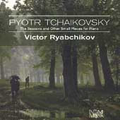 Tchaikovsky: The Seasons, etc / Victor Ryabchikov