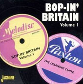 Various Artists: Bop in Britain, Vol. 1: The Learning Curve