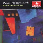 Dances with Harpsichords - Howells, Davenport, etc / Funaro