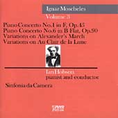 Moscheles: Piano Music Vol 3 / Hobson