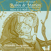 The World of Robin & Marion / Anonymous Ensemble