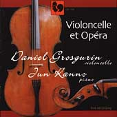 Violoncelle et Opera / Grosgurin, Kanno