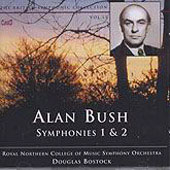 The British Symphonic Collection Vol 13 - Bush: Symphonies