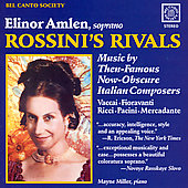Rossini's Rivals - Pacini, Mercadante, et al / Amlen, et al