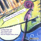 Music of Tom Flaherty / Tom Flaherty, Karl Kohn, et al