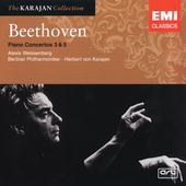 Karajan Collection - Beethoven: Concertos / Weissenberg