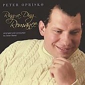 Frank Catalano/Peter Oprisko: Ring-A-Ding Romance!: Peter Oprisko Sings! Saxophonist Frank Catalano Plays!